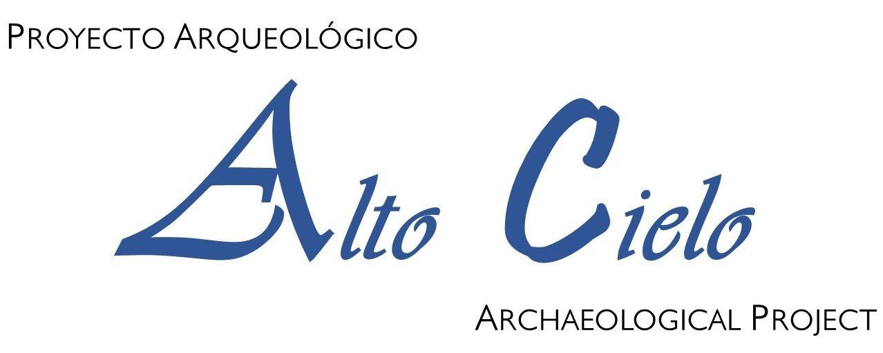 Proyecto Arqueológico Alto Cielo